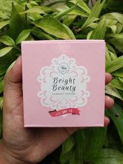New viva bright beauty compact powder shade 01 ivory