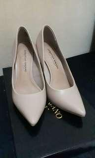 High Heels Cream 9cm pesta