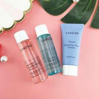 Laneige Cleansing Set