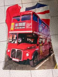 London bus Blouse