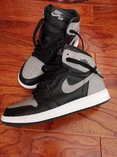 Nike Air Jordan 1 shadow  36碼 不議價