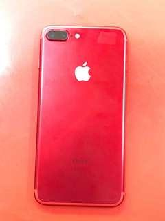 IPHONE 7+ RED LIMITIED EDITION