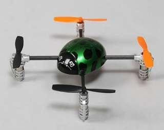 Walkeria QR Ladybird V2 Ultra Micro Quadcopter RTF (Mode 2)