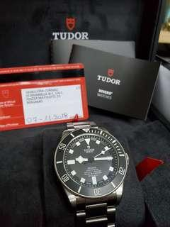 TUDOR Pelagos  Black 25600TN