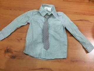 Babysrus Shirt with Tie