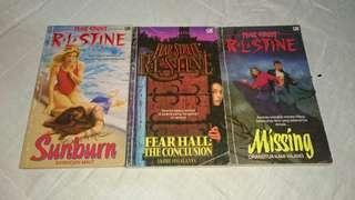Novel Fear Street Karya R L Stine