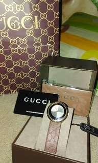 Gucci brown bracelet