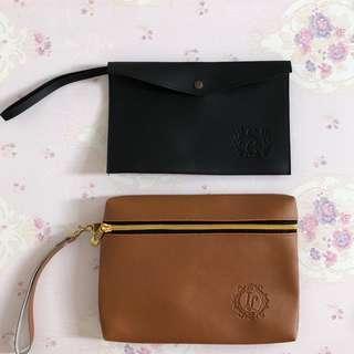 Souvenir Leather Pouch