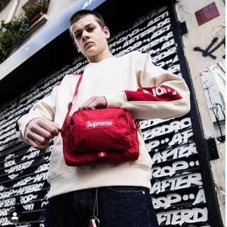 現貨降價❗️Supreme SS19 Shoulder Bag 側背包 斜背包 紅色 46th 🔥現貨🔥保證正品