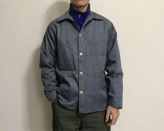 🚚 Universal overall鐵道工裝外套coverall jacket