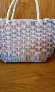 Straw basket 環保購物籃