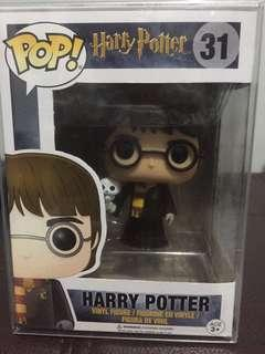 Harry Potter with Hedwig no.31 (unstickered)