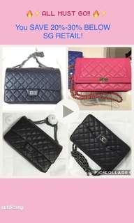 BN Hermès Chanel LV Longchamp MiuMiu