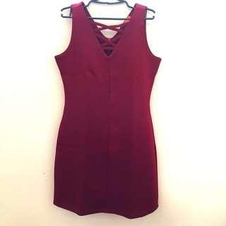 Thrift Market Dress
