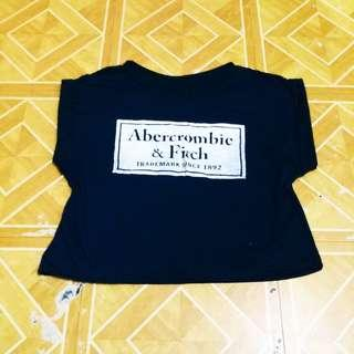ABERCROMBIE & FITCH Insp Hanging Top