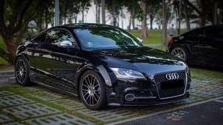 Audi TT S Coupe 2.0 TFSI quattro S tronic Auto