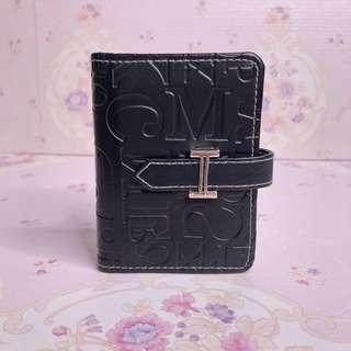 Preloved Black Card Wallet