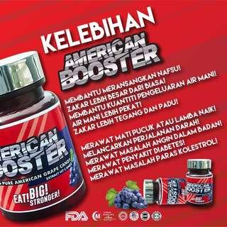 AMERICAN BOOSTER
