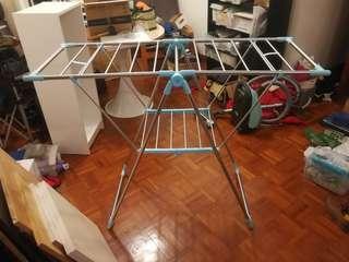 干衣架 新 new clothes drying rack