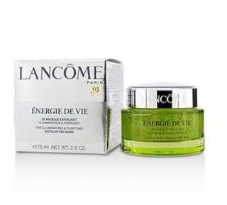 🚚 [BN] Lancôme Energie De Vie The Illuminating & Purifying Exfoliating Mask