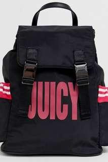 Juicy Couture 黑色背襄 backpack