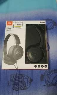 JBL headphone brand new