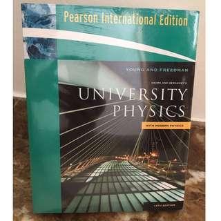 🚚 Sears and Zemansky's University Physics with Modern Physics