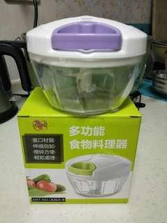 🚚 食物料理器