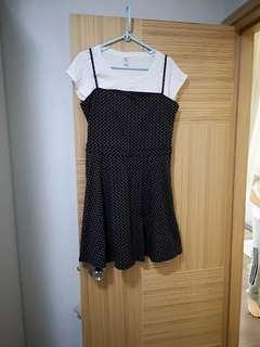 HOLLISTER 新款吊帶連身裙