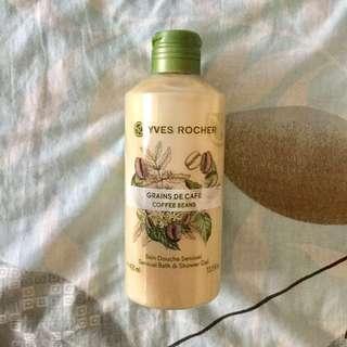 Yves Rocher Coffee Shower Gel (400ml)