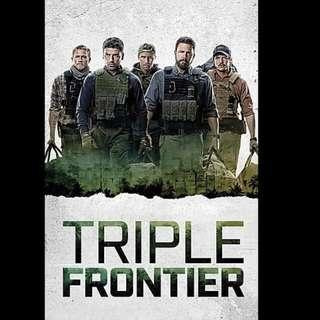 [Rent-A-Movie] TRIPLE FRONTIER (2019) (Admin's choice)