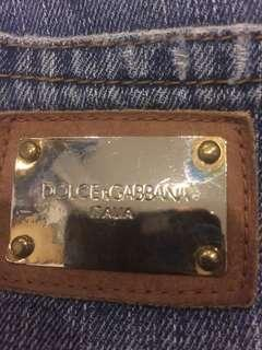 Dolce & Gabbana Jeans (Authentic Made in 🇮🇹 Italy)