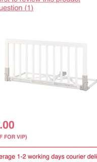 🚚 BabyDan bed rail