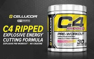 🚚 Cellucor C4 Ripped 30 servings