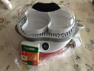 小型蒸煮器