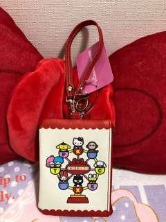 Hello Kitty Ezlink Card N Coin Case