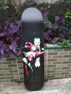 Almost X DC Deck Skateboard
