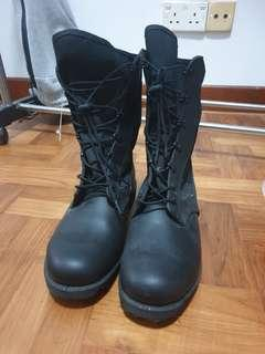 WP Army Boots Brand New Unworn