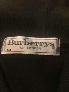 Burberry Authentic Polo Tee (Made in 🇵🇹 Portugal)