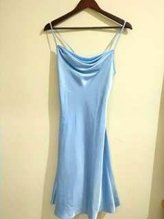 Silk Dress / Dress Satin
