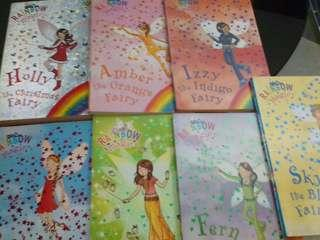 🚚 Rainbow Magic Books(7 nos)
