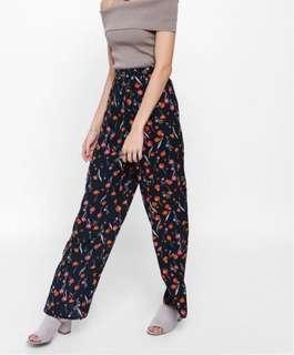 🚚 Love Bonito Olea printed pants