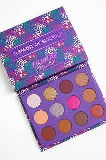 🚚 [PO] : Colorpop Elements Of Eyeshadow