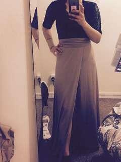Event maxi dress