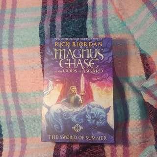 Rick Riordan - Magnus Chase and the GODS of ASGARD 1