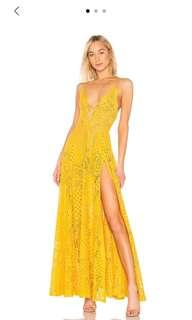 🚚 Michael Costello x Revolve Victory Gown