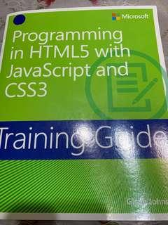 Programming in HTML5 with JavaScript and CSS3 by Microsoft Press