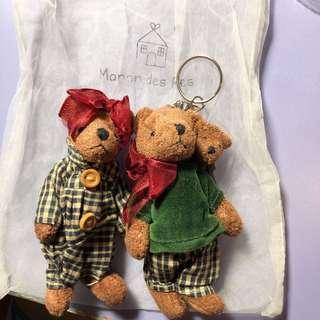 Manon Des Pres Teddy Bear