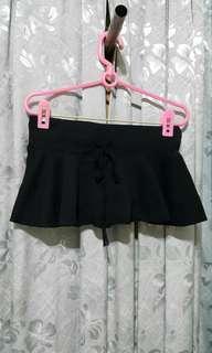 迷你短裙褲