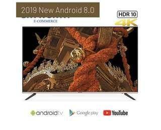 Skyworth G2 Smart Android 4K TV(AI)系列 高清電視機 50寸